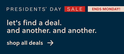 Ashley Furniture HomeStore Presidents Day Sale